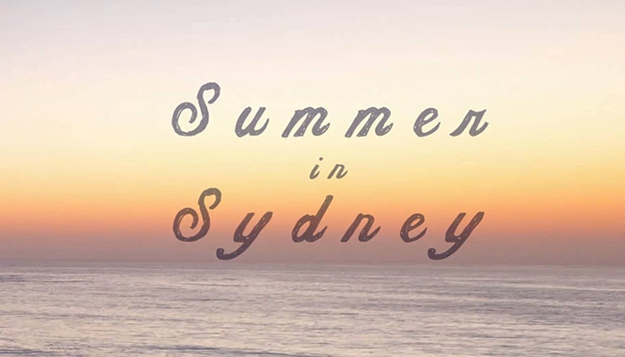 summer sydney
