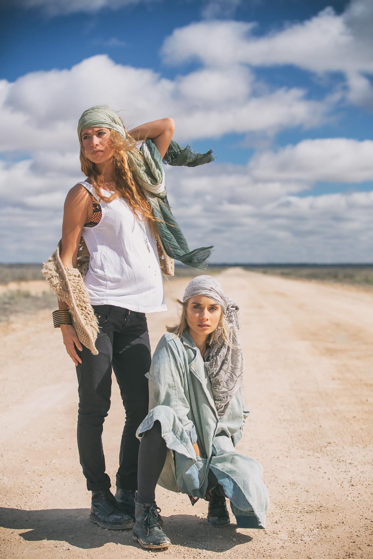 Nicole & Asha - Mungo