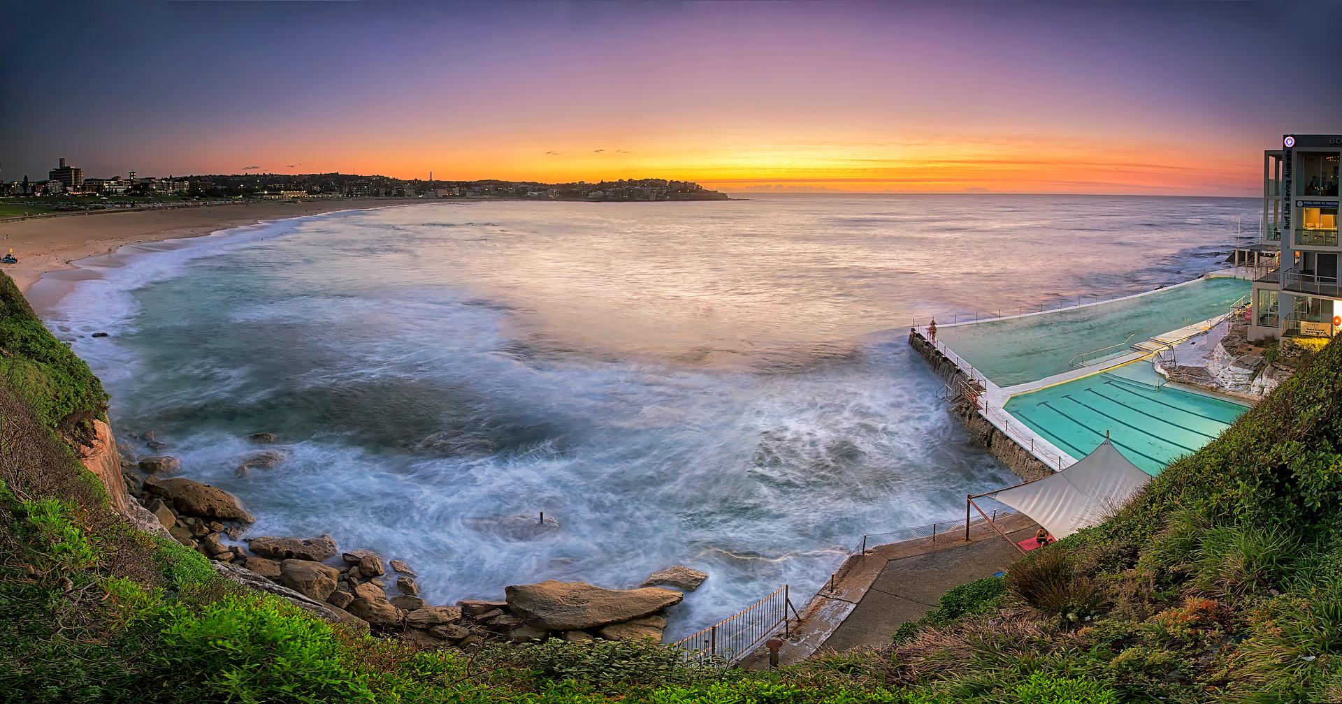 Bondi Beach Sunrise