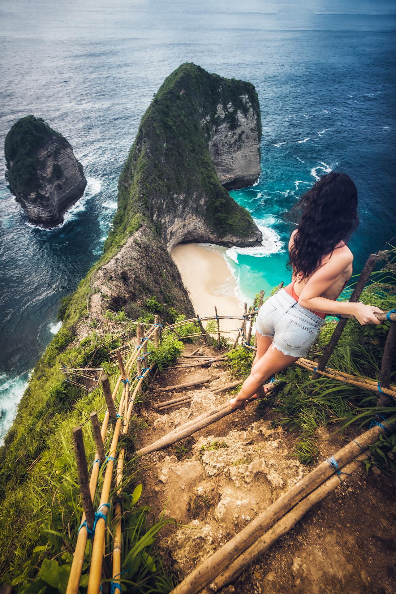 Kelingking Beach Nusa Penid