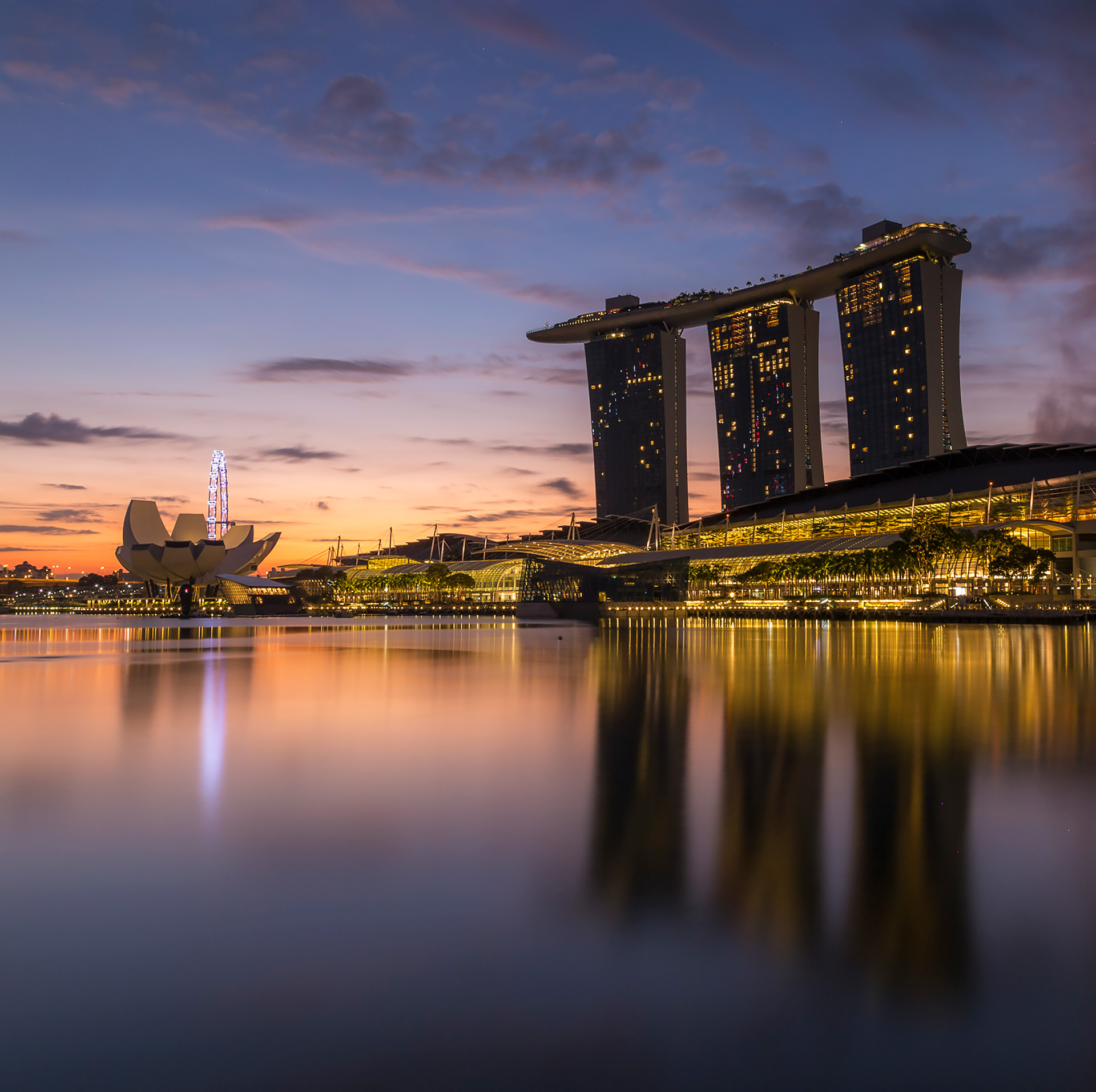 singapore sunrise sands